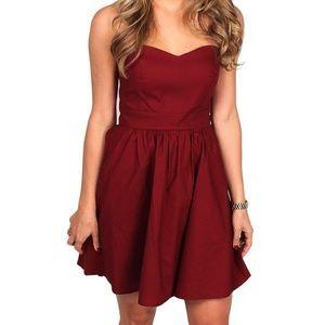 Lauren James   Savannah Seersucker Dress   NWOT
